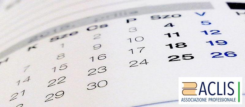 aggiornamento annuale delle GaE