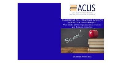 Formazione del personale docente normativa di riferimento