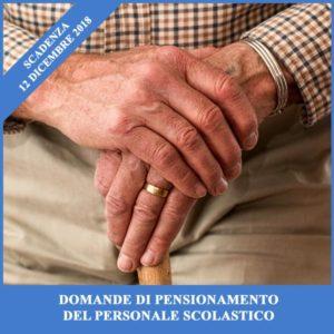 Domande di pensionamento2