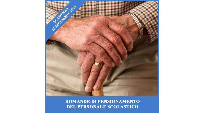 Domande di pensionamento