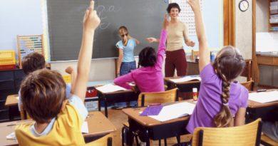 maestra scuola