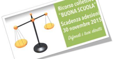 Ricorso Buona Scuola Scadenza 30/11