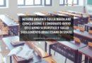Esami di Stato Conclusione e avvio anno scolastico